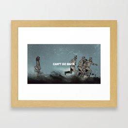 C/G/B Framed Art Print