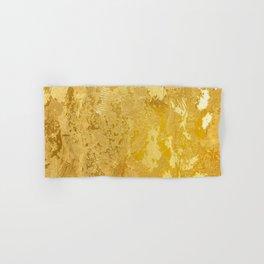 golden vintage Hand & Bath Towel