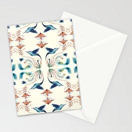 Natural rhythm Stationery Cards