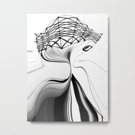 Bends Metal Print