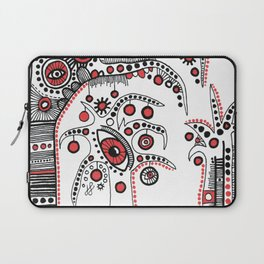 """""""The Enchanted Forest"""" #2 Laptop Sleeve"""