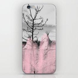 Pink Texas / Marfa iPhone Skin