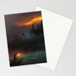 To unknown... Stationery Cards