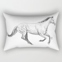 Fin Rectangular Pillow