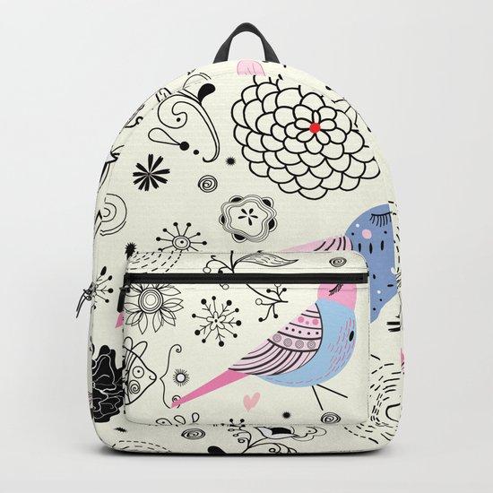 pattern 09 Backpack