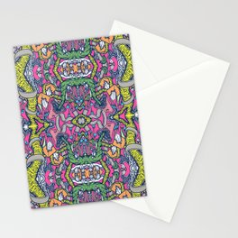 Mirrored World Stationery Cards