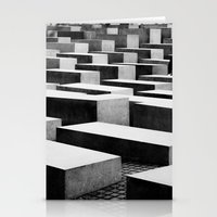 berlin Stationery Cards featuring Berlin by Studio Laura Campanella