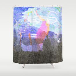 Yachats & Newport Oregon - Dancing With The Stars Shower Curtain