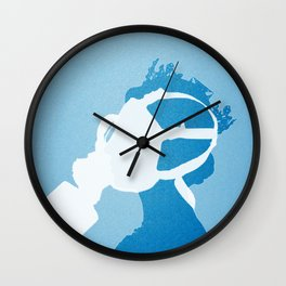 Royal Nose + Lost Time Wall Clock