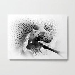 Seeing Spots Metal Print