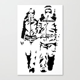 Snow Patrol - Final Straw Canvas Print