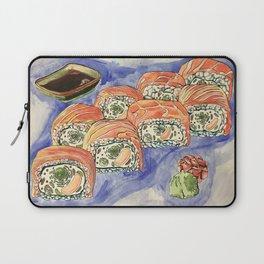 Eukaryotic Sushi Roll Laptop Sleeve