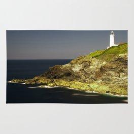 Trevose Head Lighthouse, Cornwall, United Kingdom Rug