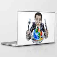 suit Laptop & iPad Skins featuring Suit by 13 Styx