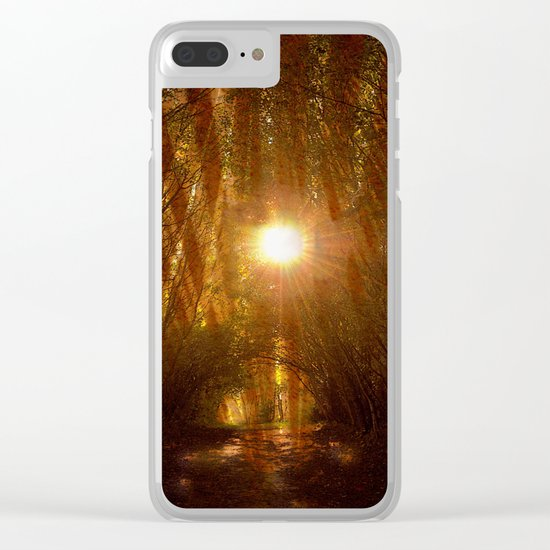forest ####### Clear iPhone Case