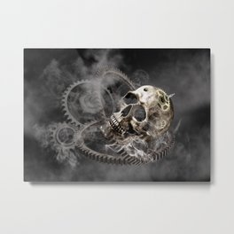 Zahn der Zeit - Ravages of time Metal Print