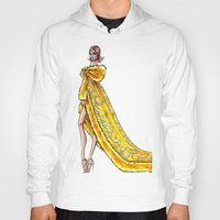 rihanna Hoodies featuring Rihanna by Armand Mehidri