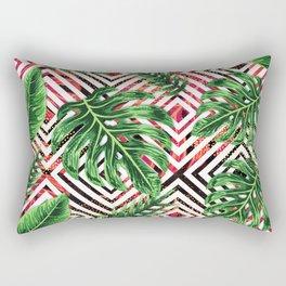 Tropical VIII Rectangular Pillow