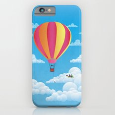 Picnic in a Balloon on a Cloud Slim Case iPhone 6s