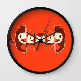 Mario-shka Wall Clock
