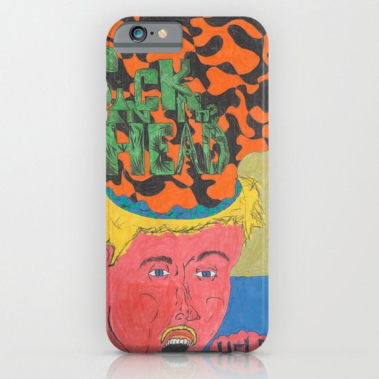 Sick in the Head iPhone & iPod Case