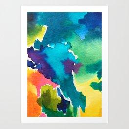 Abscurela Art Print
