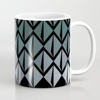 scales Mugs featuring Scales by Xaphedo