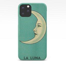 La Luna Card iPhone Case
