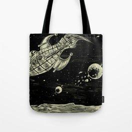 And Rockets! Tote Bag