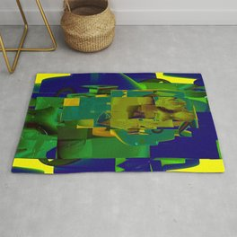 Masters of Industry Rug