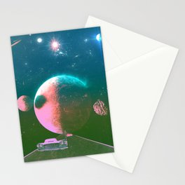 Specters Of The Future. Stationery Cards