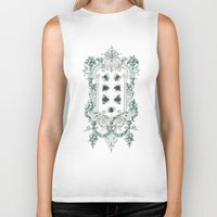 bees Biker Tanks featuring Bees by Heidi Ball