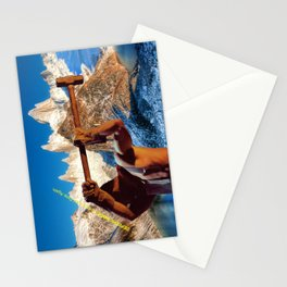 Construction Time Again Expanded Stationery Cards