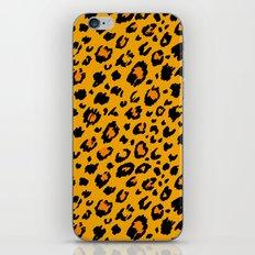 Cheetah skin pattern design iPhone Skin