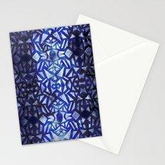 Ari's Blue Stationery Cards