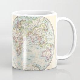 Hemispheres Coffee Mug