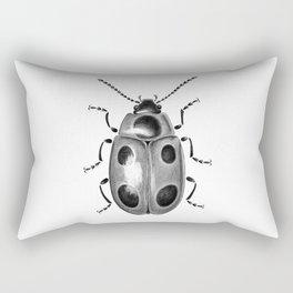 Beetle 18 Rectangular Pillow