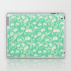 Woven Flowers Laptop & iPad Skin