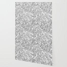 diagonal order, b&w Wallpaper