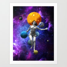Elation Art Print