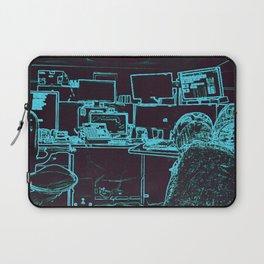9-1-1 blue Laptop Sleeve