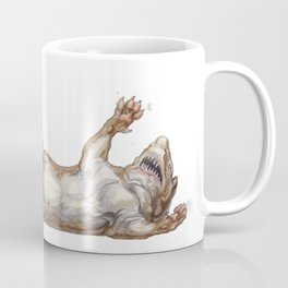 Sand Tiger Shark Cat :: Shark Cats Series 2 Coffee Mug