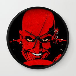 Carmageddon Wall Clock
