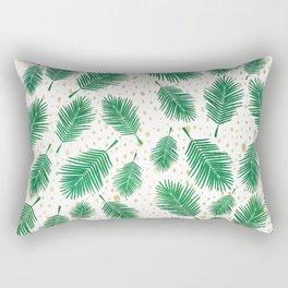 christmas tree pattern Rectangular Pillow