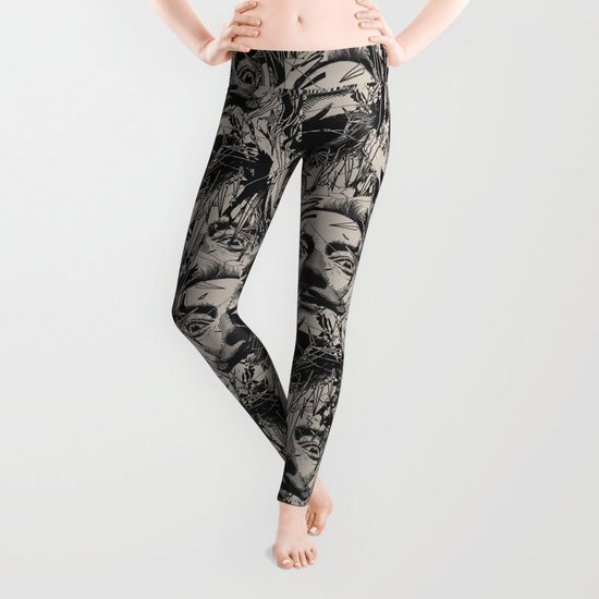 Dali Leggings