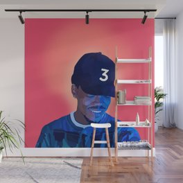 Chance The Rapper Wall Mural