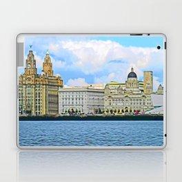 Liverpool Water Front Laptop & iPad Skin