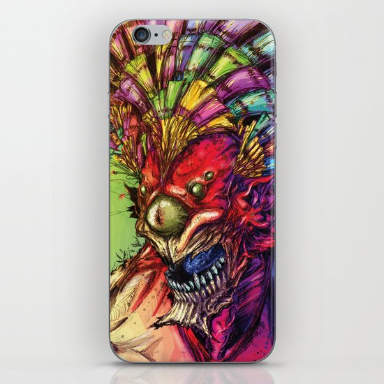 """Harpy"" iPhone & iPod Skin"