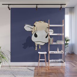 your friend 'Cow' Wall Mural