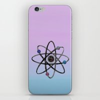 physics iPhone & iPod Skins featuring Physics by IvanaW